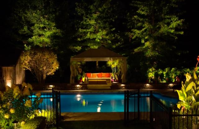 Le système d'éclairage pour bien profiter des soirées d'été