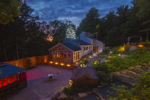 Les jardins de nuits
