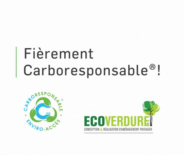 Attestation Carboresponsable®