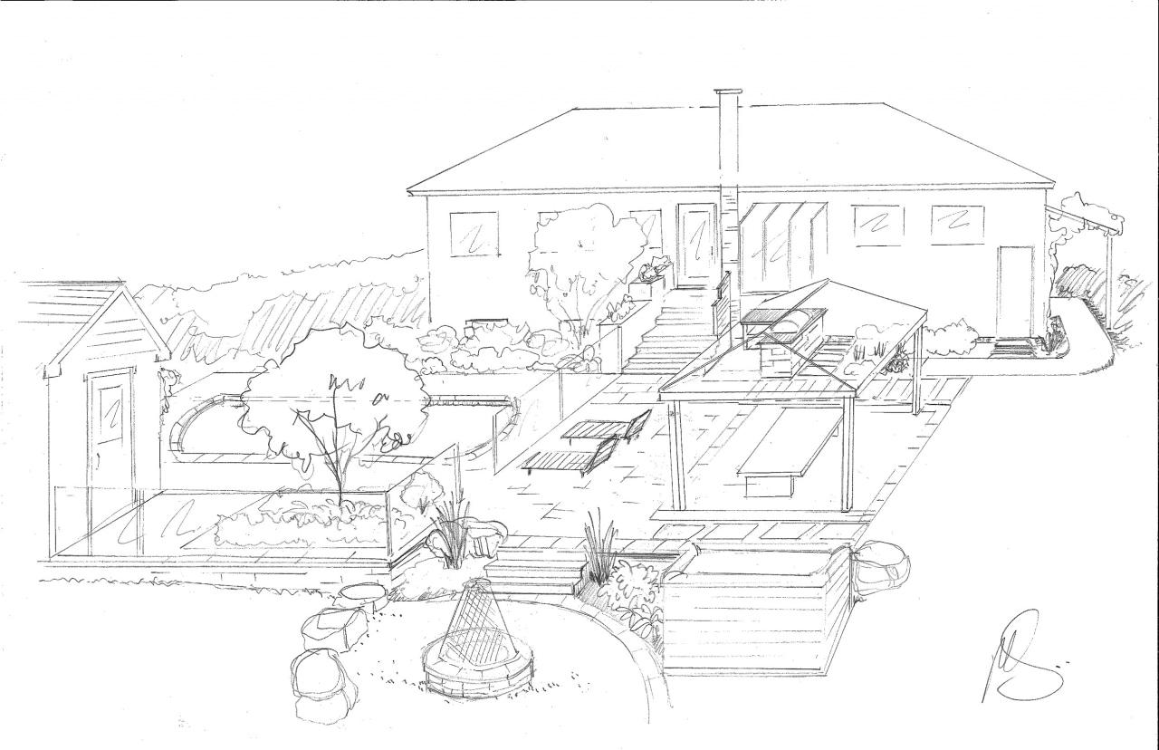 Conception de plans eco verdure for Plan de conception