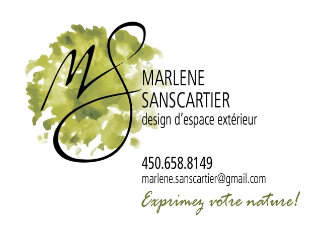 Marlène Sanscartier - Conceptrice