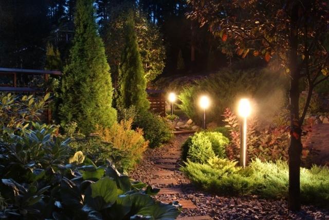 Pourquoi investir dans l'éclairage paysager?
