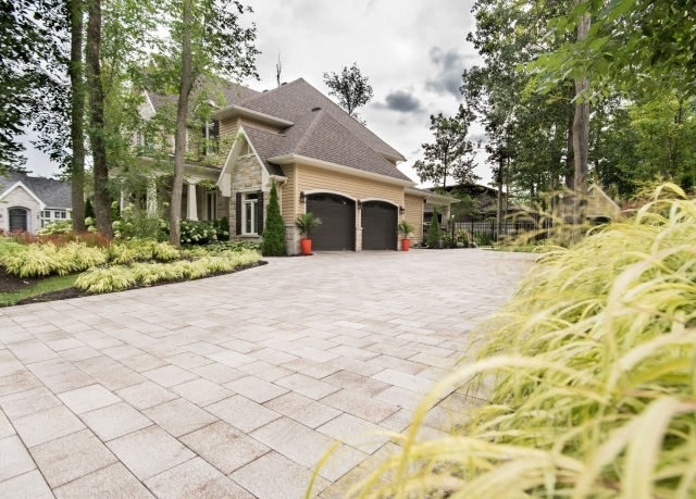 Landscaping project - Saint-Luc