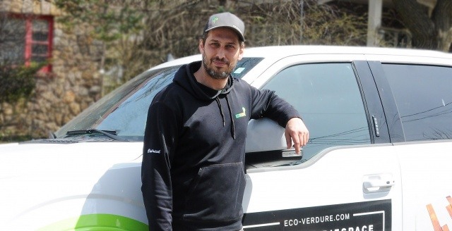 Cédrick Lequin - Team leader - Carpentry
