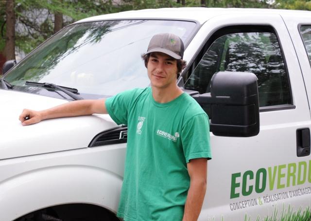 Dave Coghlan - Worker - Landscape maintenance