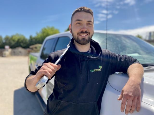 David Villeneuve - Mechanic