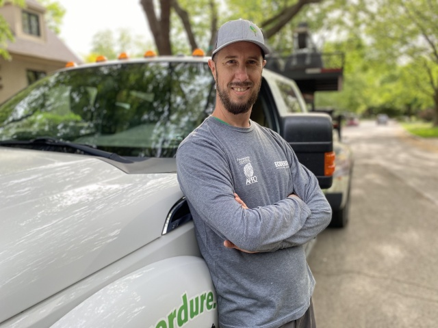 Frédéric St-Gelais - specialised worker - Landscaping