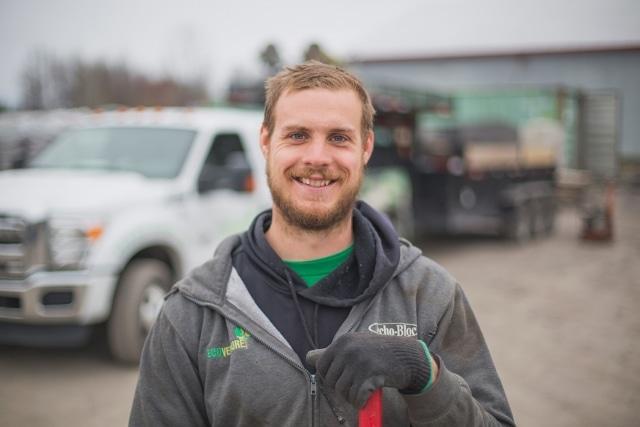 Gabriel Boilard - Supervisor in landscaping