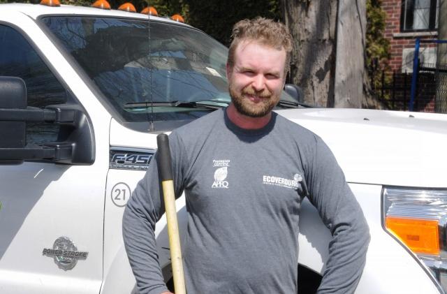 Jean-Michel Lalanne -  Team leader - Carpentry