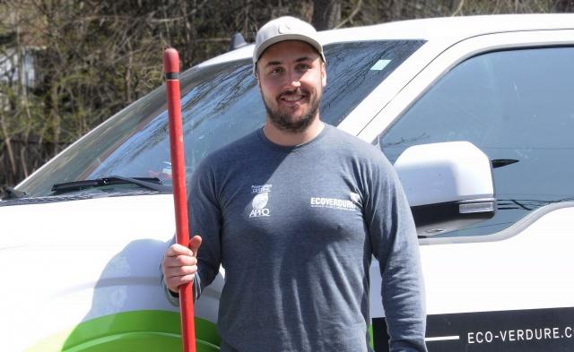 Michaël Clouâtre - specialised Worker - Landscaping